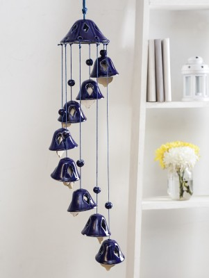 Unravel India Ceramic Windchime