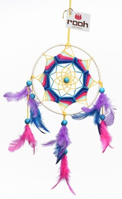 Rooh dream catcher Dream catcher by Rooh Wellness - fun and frolic Wool Windchime