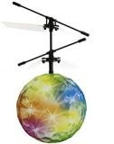 Wonanza Suspended Wind Spinner (Multicol...
