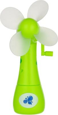 Neo Gold Leaf Suspended Fan 02 Wind Spinner(Green)