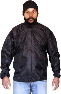Bainsons Solid Men's Wind Cheater