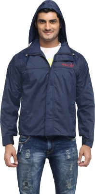 Imagica All Season Outwear Solid Mens Wi...