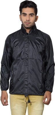 Amp Colors Solid Men's Wind Cheater