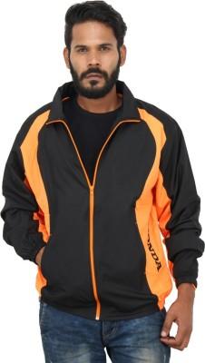 Honda Full Sleeve Self Design Men's Jacket