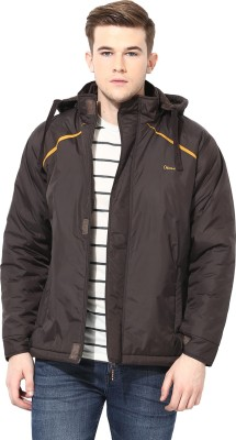 Okane Solid Mens Wind Cheater