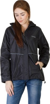Burdy Solid Womens Wind Cheater
