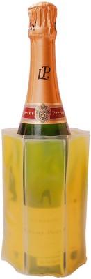 Nimble House Single Zone Wine Cooler(Yellow, 1 Bottles)