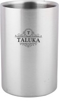 Taluka (4.11 x 7.2 Inches) Stainless Steel Ice Bucket Bottled Wine Cooler(Silver, 1 Bottles)