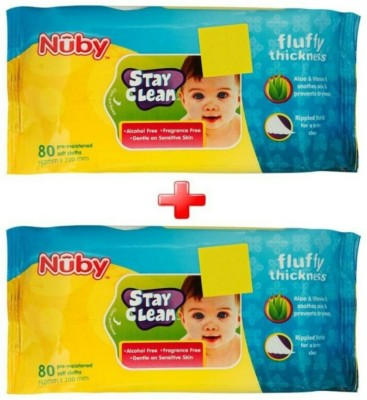 Nuby Wet wipes