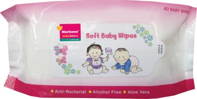 Baby Dreams Soft Baby Wipes