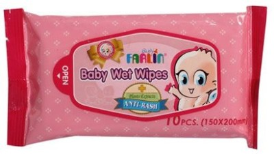 Farlin Baby Wet Wipes - Anti-Rash