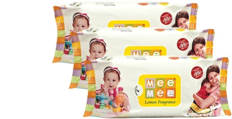 W2W baby cotton wipes(3 Pieces)