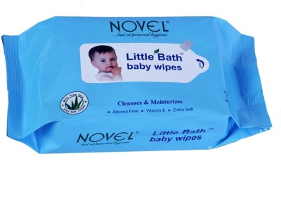Novel Baby Wipes