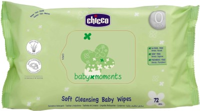 Chicco Soft Cleansing Baby Wipes