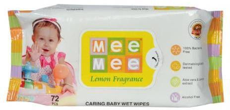 W2W MEE CARING WET WIPE(1 Pieces)