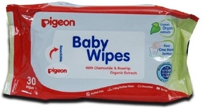 W2W BABY COTTON WIPE(2 Pieces)