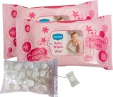 Ginni Baby Wet Wipes (60 wipes per pack)...