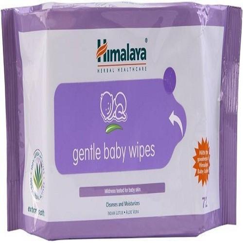 Himalaya Gentle Baby Wipes(1 Pieces)