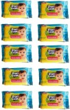 Nuby Baby Wet Wipes (Pack of 10 - 300 Wi...