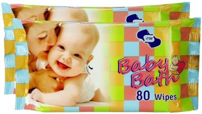 OM Wipes-160 Pieces