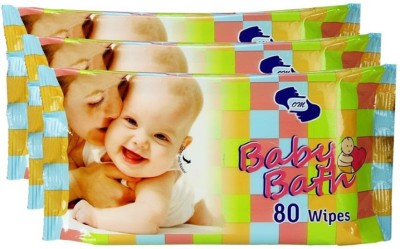 OM Wipes-240 Pieces