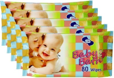 OM Wipes-400 Pieces