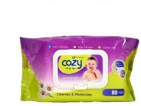 COZY BABY WET WIPES(1 Pieces)