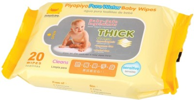 Piyo Piyo Pure Water Baby Wipes