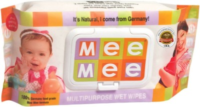 Mee Mee Baby Cotton Wipes