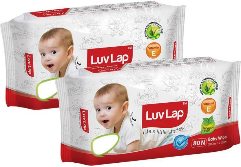 LuvLap WIPES(2 Pieces)