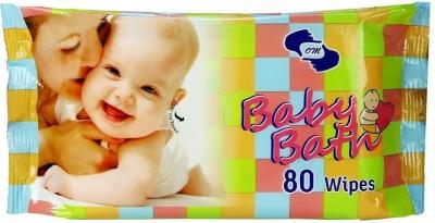 OM Baby Bath Wipes