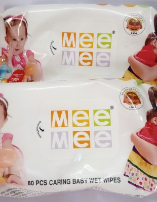 MeeMee Baby Wet Wipes