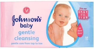 Johnson's Baby Gentle Cleaning Wipes
