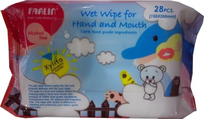 Farlin Wet Wipe for Hand and Mouth