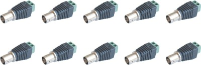 MX S-016f BNC Female for CCTV Cables wires and DVR Wire Connector