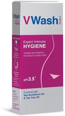 V Wash Plus Expert PH Balance Intimate Wash(200 ml)
