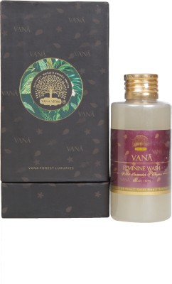VANA VIDHI Wild Lavender & Thyme Feminine Cleanser Intimate Wash(110 ml, Pack of 1)