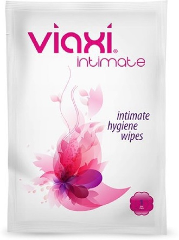 Viaxi Hygiene Wipes Intimate Wipes(1 Sheets)