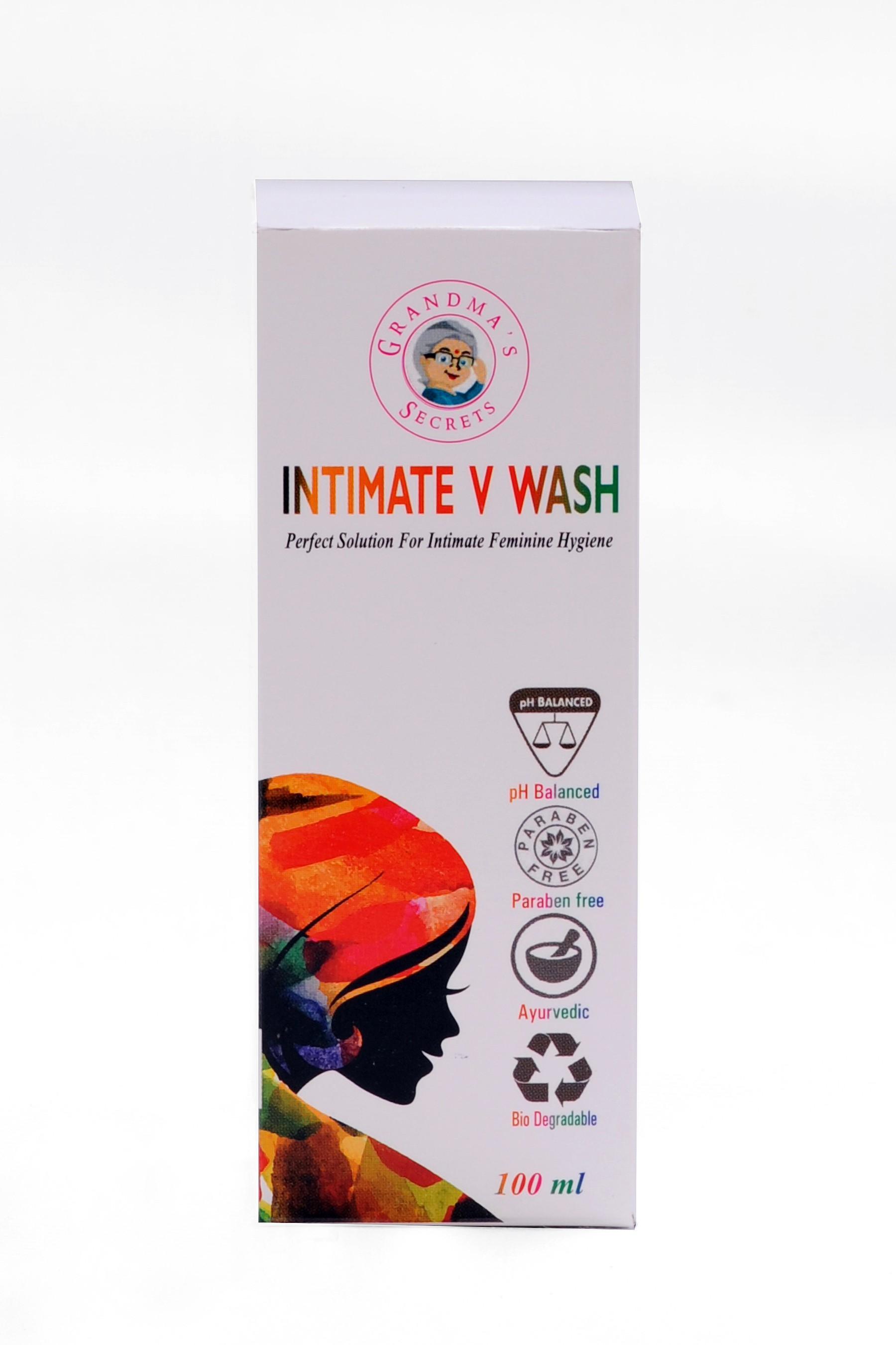 Grandmas Secrets Hygiene Intimate Wash(100 ml, Pack of 1)