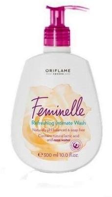 Oriflame Sweden Feminelle Refreshing Intimate Wash(300 ml) at flipkart