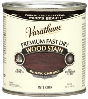 Varathane Black Cherry Oil Stain Wood Stain