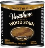 Varathane Colonial Maple Oil Stain Wood ...