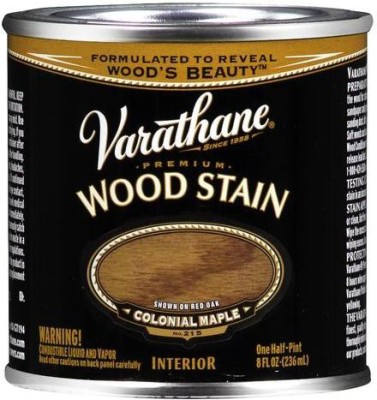 Varathane Colonial Maple Oil Stain Wood Stain