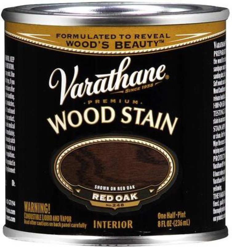 Varathane Red Oak Oil Stain Wood Stain(236 ml)