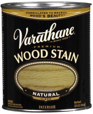 Varathane Natural Oil Stain Wood Stain