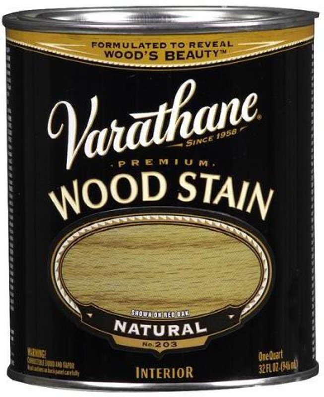 Varathane Natural Oil Stain Wood Stain(946 ml)