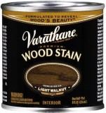 Varathane Light Walnut Oil Stain Wood St...