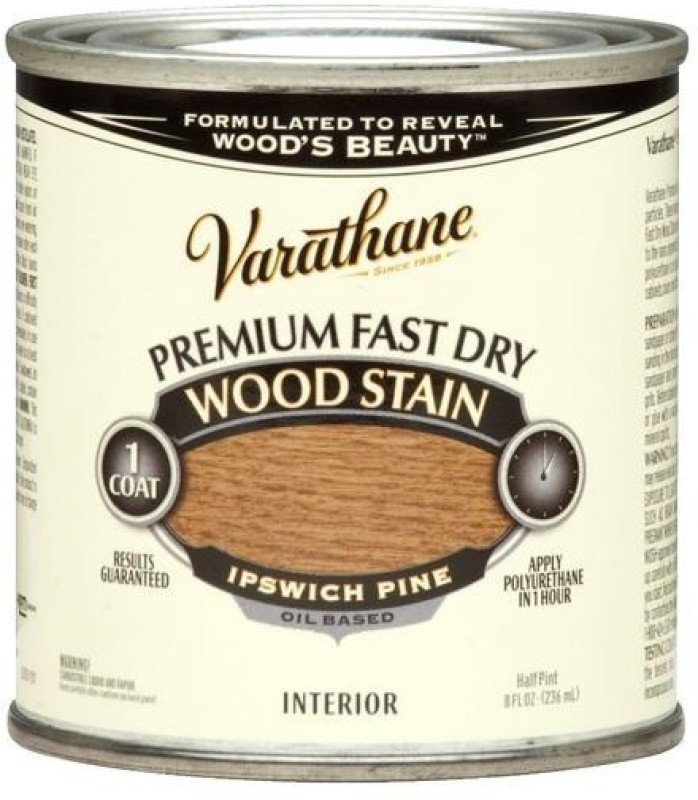 Varathane Ipswich Pine Oil Stain Wood Stain(236 ml)