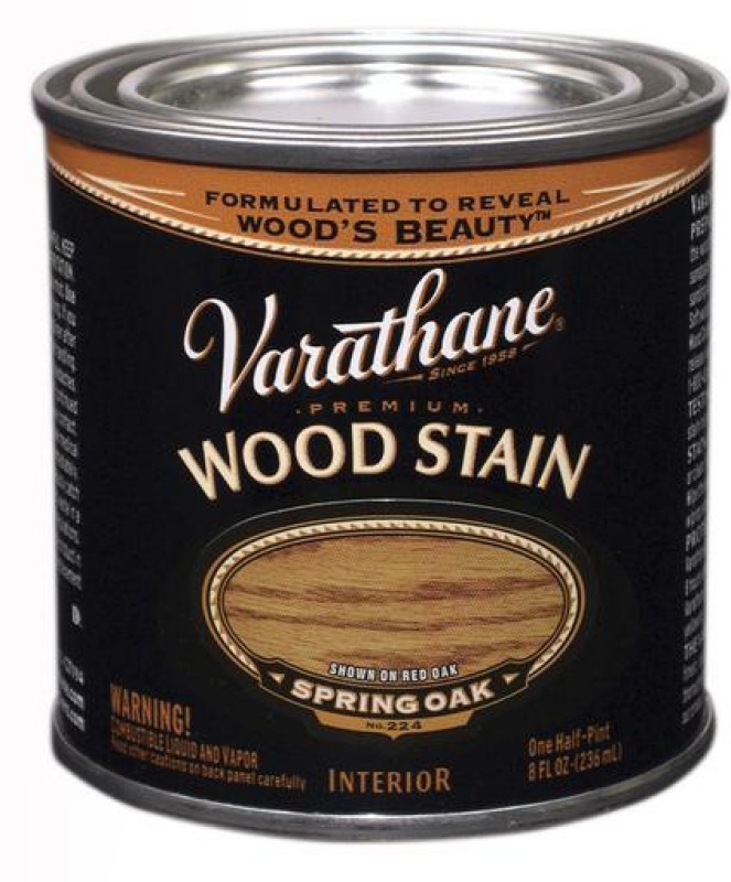 Varathane Spring Oak Oil Stain Wood Stain(236 ml)