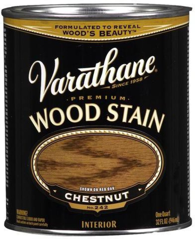 Varathane Chestnut Oil Stain Wood Stain(946 ml)